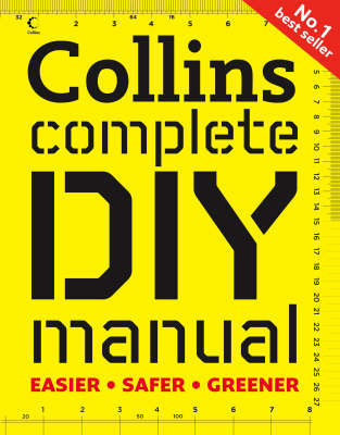 Collins Complete DIY Manual by Albert Jackson image