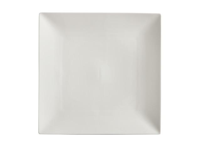Maxwell & Williams - White Basics Linear Square Plate
