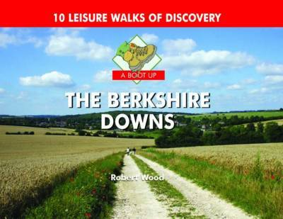 A Boot Up the Berkshire Downs by Robert Wood image