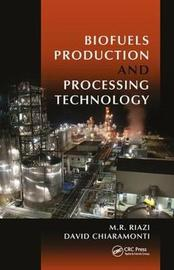 Biofuels Production and Processing Technology image