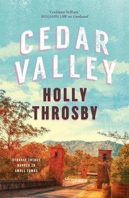 Cedar Valley by Holly Throsby image