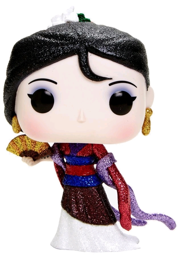 Disney - Mulan (Diamond Glitter ver.) Pop! Vinyl Figure image
