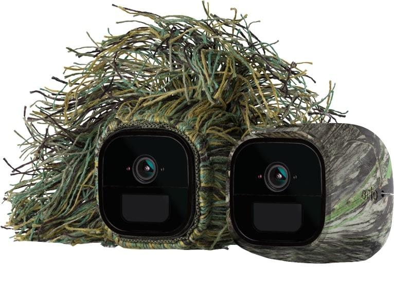 Arlo Go Skins - Ghillie & Mossy Oak™ (Set of 2) image