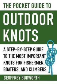 Pocket Guide to Outdoor Knots by Geoffrey Budworth