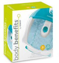 Body Benefits by Conair Hydro Spa Relaxing Foot Bath