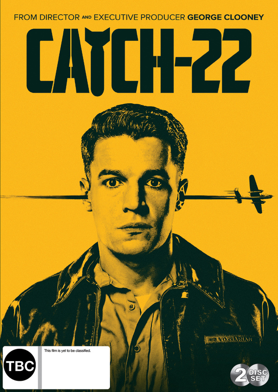 Catch-22 - Season 1 on DVD