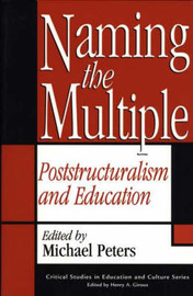 Naming the Multiple by Michael Peters image