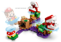 LEGO Super Mario: Piranha Plant Puzzling Challenge - Expansion Set (71382)