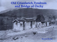 Old Crianlarich, Tyndrum and Bridge of Orchy by Bernard Byrom image