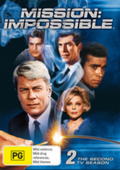 Mission - Impossible (1966): Complete TV Season 2 (7 Disc Box Set) on DVD