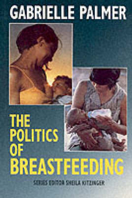 The Politics of Breastfeeding by Gabrielle Palmer image