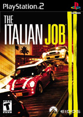 The Italian Job for PlayStation 2