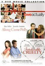 Romantic Comedy Collection -  Along Came Polly / Love Actually / Intolerable Cruelty (3 Disc Box Set) on DVD