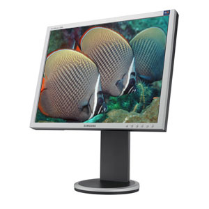 """Samsung Monitor LCD 20"""" 204B"""