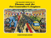 The Railway Series No. 39: Thomas and the Fat Controller's Engines by Christopher Awdry image