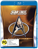 Star Trek: The Next Generation - The Complete Second Season on Blu-ray