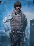 "Star Wars Commander Luke Skywalker Hoth 12"" Action Figure"