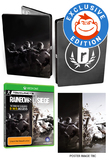 Tom Clancy's Rainbow 6 Siege Steelbook Edition for Xbox One