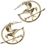 Hunger Games - Mockingjay Hoop Earrings