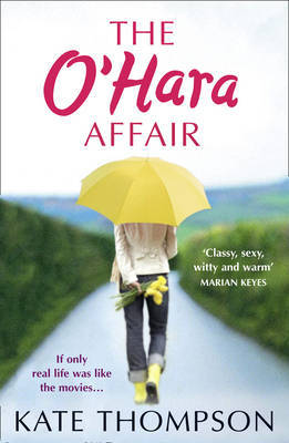The O'Hara Affair by Kate Thompson image