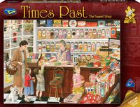 Holdson: 1000 Piece Puzzle Times Past 2 The Sweet Shop