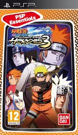 Naruto Shippuden: Ultimate Ninja Heroes 3 (Essentials) for PSP