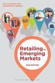 Retailing in Emerging Markets by Jaya Halepete Iyer