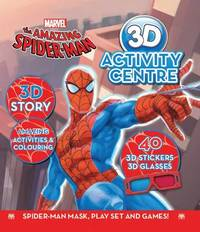 Amazing Spiderman 3D Activity Centre