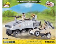 Cobi: Small Army - Military Scout Vehicles