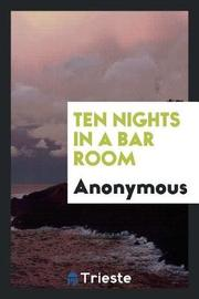 Ten Nights in a Bar Room by * Anonymous image