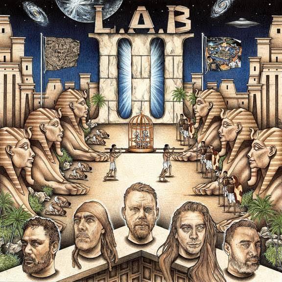 III by L.A.B