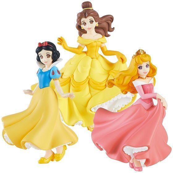 Disney Prunel Doll Special Set Vol.2 - Mini Figure