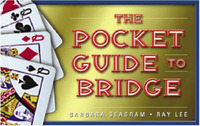 Pocket Guide to Bridge by Barbara Seagram