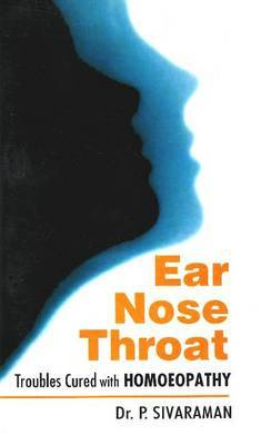 Ear, Nose & Throat by P. Sivaraman image