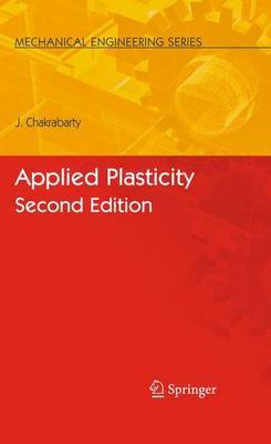 Applied Plasticity, Second Edition by Jagabandhu Chakrabarty image