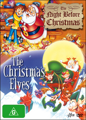 The Night Before Christmas / Christmas Elves on DVD