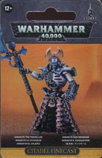 Warhammer 40,000 Anrakyr the Traveller image