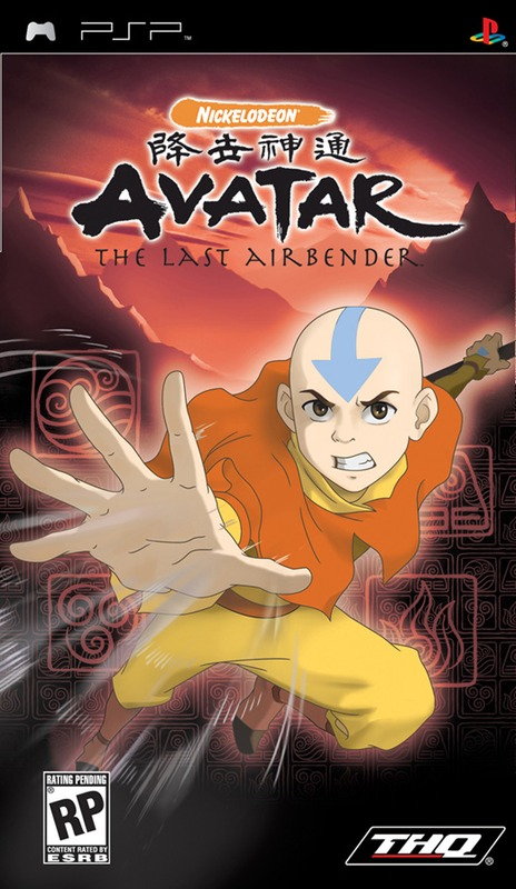 Avatar: The Legend of Aang (Essentials) for PSP