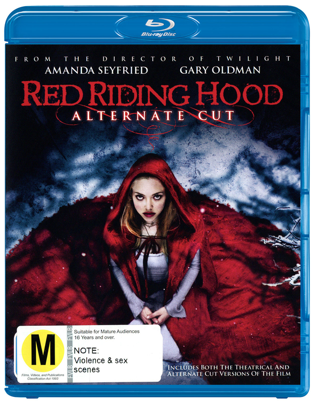 Red Riding Hood on Blu-ray