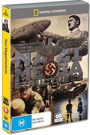 National Geographic: Nazi Megastructures on DVD image