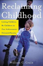 Reclaiming Childhood by William Crain image