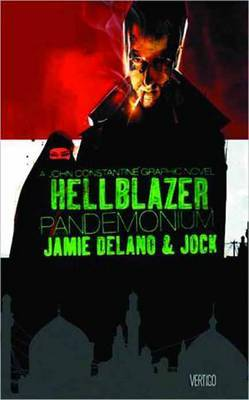 Hellblazer Pandemonium HC by Jamie DeLano image