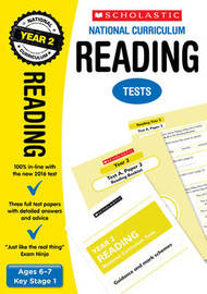 Reading Tests (Year 2) by Lesley Fletcher