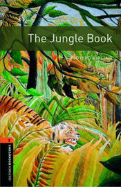 Oxford Bookworms Library: Level 2:: The Jungle Book by Rudyard Kipling image