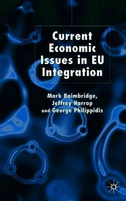Current Economic Issues in EU Integration by Mark Baimbridge image