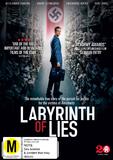 Labyrinth Of Lies on DVD