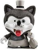 "Willy the Wolf by Shiffa - 6.5"" Vinyl Figure"