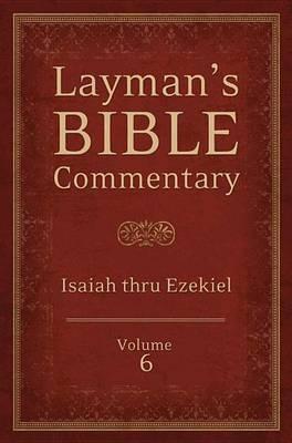 Isaiah Thru Ezekiel by Stephen Magee image
