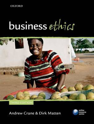 Business Ethics by Andrew Crane image