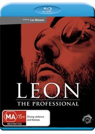 Leon: The Professional (Directors Suite) on Blu-ray